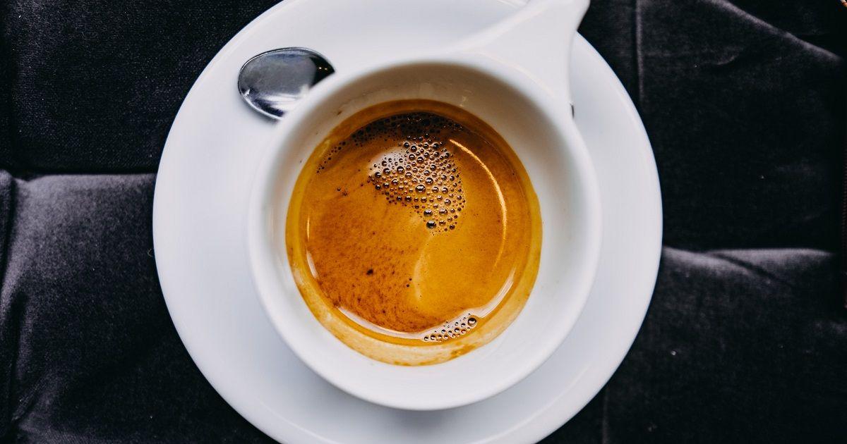 vị đắng trong cà phê
