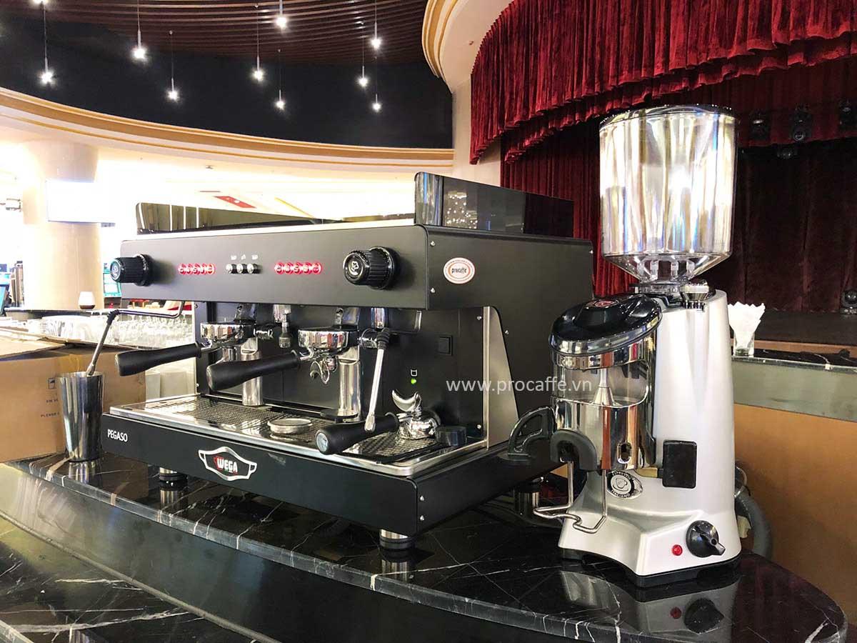 mua máy pha cà phê cũ