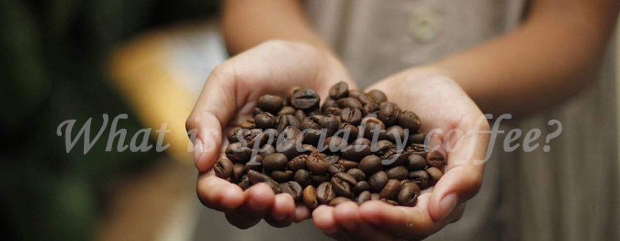 cà phê đặc sản